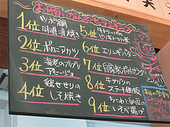17メニュー:人気おつまみ@うどん大学・赤坂・居酒屋