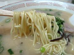 料理:ラーメン麺@一番亭ラーメン