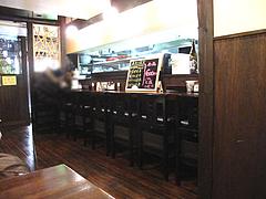 2店内:カウンター席@食季楽・風香・高宮