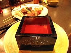 料理:樽酒@天下の焼鳥・信秀本店