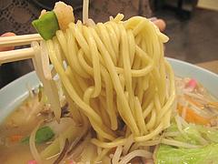 18ランチ:野菜たっぷりちゃんぽん麺@長浜将軍・ラーメン・那珂川店