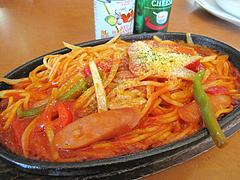 料理:昭和のナポリタンアップ@レストラン喫茶ハローコーヒー・クイズモール