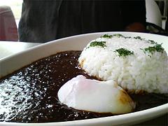料理:キーマカレー650円@ERBA LUNCH CAFE(エルバ ランチ カフェ)