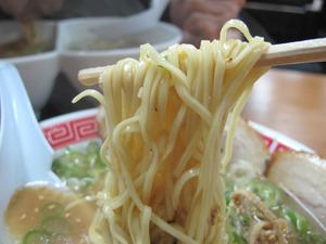 17チャーシュー麺めん@赤のれん&とん吉