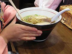料理:しょうゆらーめん丼@とうや味・中州