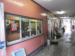 2外観:入り口@一心亭・干隈店