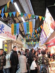 賑わい@年末の柳橋連合市場・福岡2010