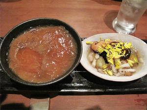 料理5800円コース12@小野の離れ