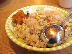 料理:Bセット炒飯@ラーメンまんぼ亭・赤坂