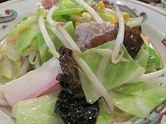 7ランチ:大連風ちゃんぽんアップ@大連屋台料理Lee(李・リー)