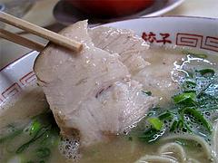 料理:ラーメンのやき豚@長浜ラーメン・長浜御殿・長尾店