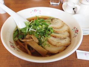 9チャーシュー麺800円+50円@チャオノミセ