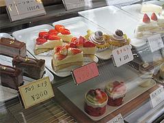 料理:洋菓子ケーキ@和洋菓子店みつや・老司