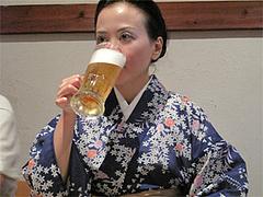 その他:ビールぐびぐび@和膳・松の湯・春日原
