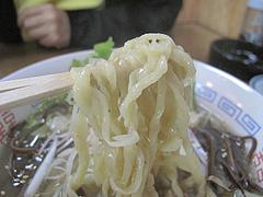 料理:魚魚ラーメン麺@魚魚(ぎょぎょ)・長住