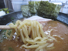 8ランチ:ラーメン・トリオ製麺@濃厚豚骨醤油ラーメン・無邪気・七隈