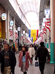 博多川端商店街1