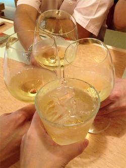 11乾杯@花のれん