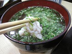 料理:鯛そうめんの鯛@ランチ・鮨あつ賀