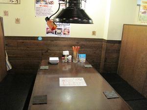 6テーブル席@てびち屋本舗