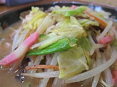料理:チャンポン具野菜@長浜ラーメン・みっちゃん