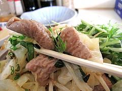 料理:豚ホルモンスタミナ焼食べる@豚々拍子・笹丘
