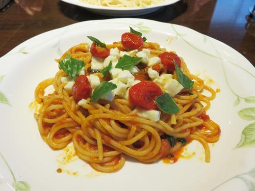 12スパゲティ・カプレーゼ