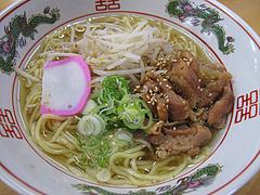 7和風日南とりラーメン@SAPA麺王決定線2012
