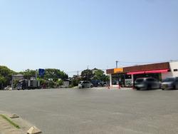 3駐車場@ハニー珈琲
