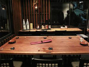 5テーブル@小野の離れ