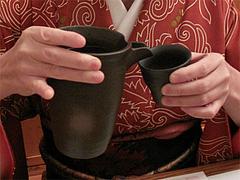 料理:日本酒@博多まかない屋