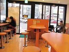 店内@SUBWAY(サブウェイ)天神昭和通り店・福岡