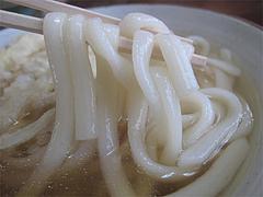 ランチ:ごぼううどん麺@笹うどん・小笹