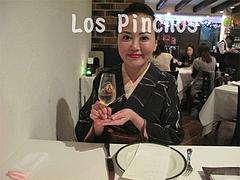 記念写真@Los Pinchos(ロス ピンチョス)・博多区網場町