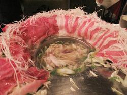 7炊き肉食べる@金蔦