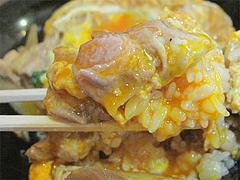 料理:北崎鶏親子丼食べる@北崎鶏・親子丼・長浜ざうお