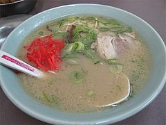 料理:ラーメン500円@二丁目ラーメン・港