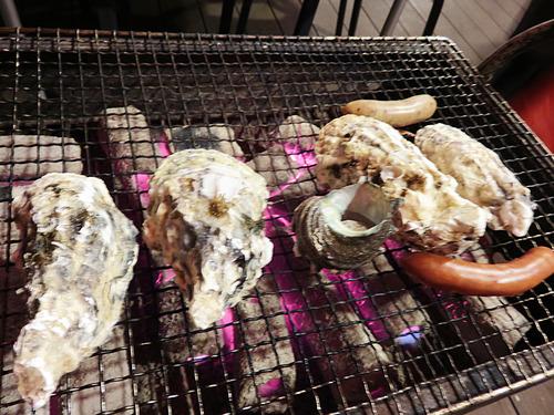 10牡蠣小屋