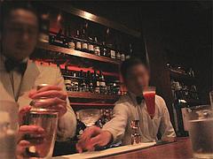 店内2@Bar Oscar(バー オスカー)・福岡
