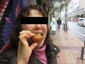 6食う@福住フライケーキ