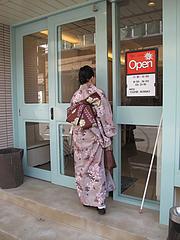 1外観:入り口@支那そば月や・本店・店屋町