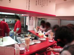 4店内立ち食い@博多がんなが・中洲市場