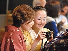 その他:今日感テレビ・上野敏子さん4。@らーめん大・福岡大橋店