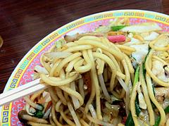 ランチ:皿うどん食べる@中華万里・長浜鮮魚市場会館・福岡