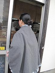 2外観:入り口@天ぷらうどん・唐人町