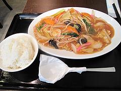 10ランチ:五目あんかけ皿うどん580円@中華・舞鶴麺飯店