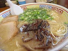 7ランチ:糸島豚豚骨ラーメン@ラーメン・伊都商店