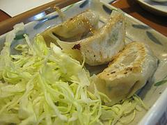 14ランチ:ラーメン定食餃子@元祖赤のれん・節ちゃんラーメン・野間店