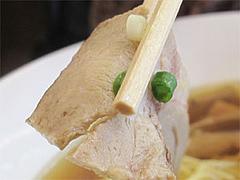 料理:中華そばのチャーシュー@竹園・百年橋店