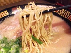 9超剛鉄麺@一蘭・西新店